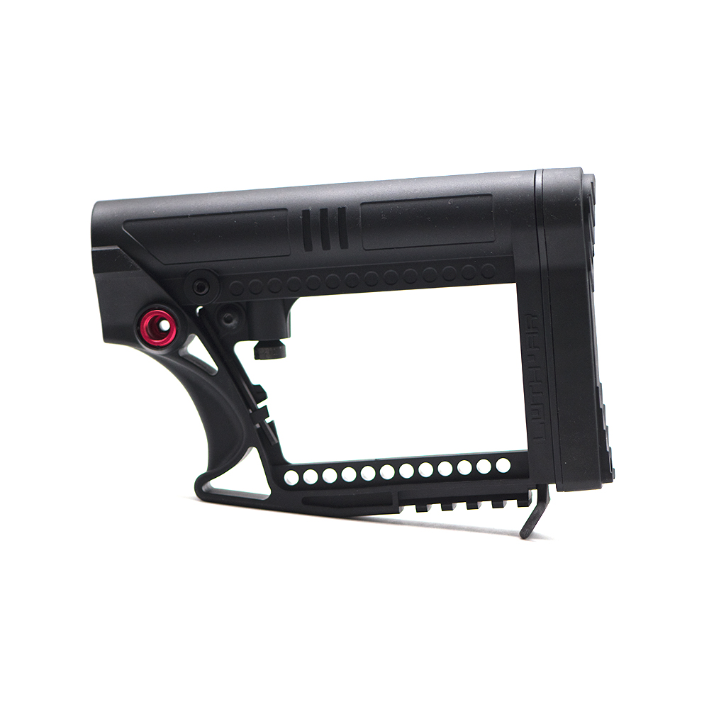 Outdoor Tactical Game Equipment For Airsoft Air Guns Jinming8 Gen9 M4 Gel Blaster Nylon Rifle Stock Paintball Accessories