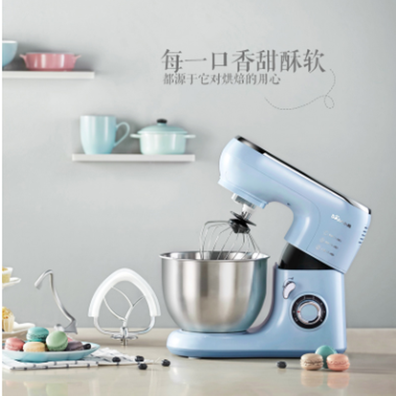 Bread Maker Home Small Dough Mixer Automatic Kneading Machine Multi-function Noodles Stir Flour Machine Milk Machine 1