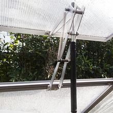 Автоматический стеклоподъемник Солнечный термочувствительный термо вентиляция теплицы окно открытый сельскохозяйственный Авто крыша открытие Fenster Offnen