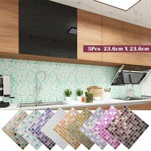 3D Mosaic DIY Wall Stickers Mo