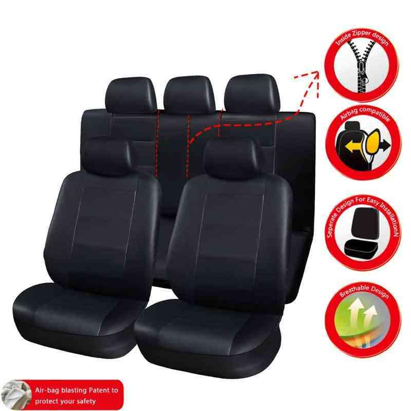 Tam Set evrensel araba koltuğu oto yastık lexus ct200h es300h gs300 gx460 gx470 is250 rx300 rx330 rx350 rx450h lx470
