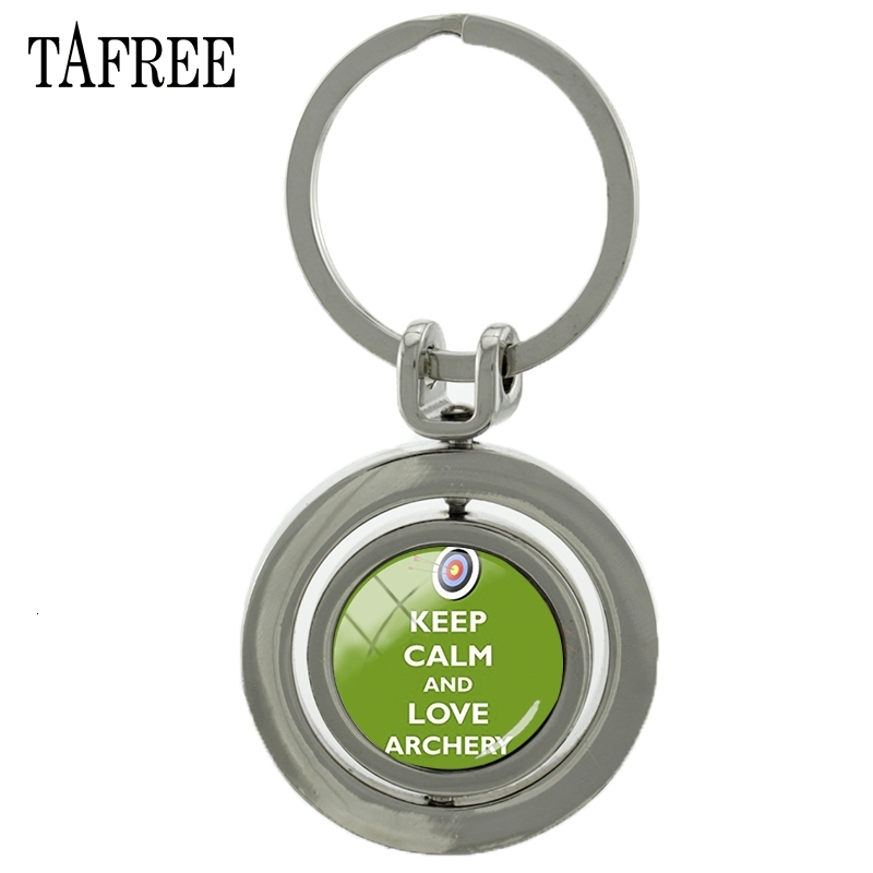 Keyring Keep Calm And Love Your Hamster