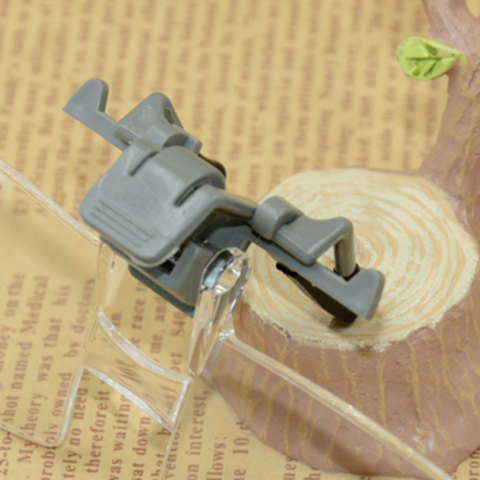 Magnifier Folding Handfree Clip On Clear Magnifying Glasses 2X 2X multiple Precise Eyeglasses Jewellery Appraisal Watch Repair Multan