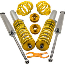 Coilover For BMW E46 Coupe Touring 3 Series Adjustable Suspension  Coilovers Shocks