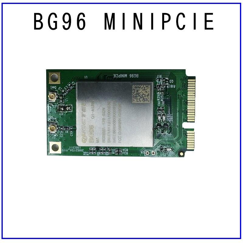BG96 BG96MA-128-SGN LTE Cat.M1/NB1 & EGPRS Mini Pcie Module With Sim Card Slot NBIOT Modem Pin To Pin EG91/EG95
