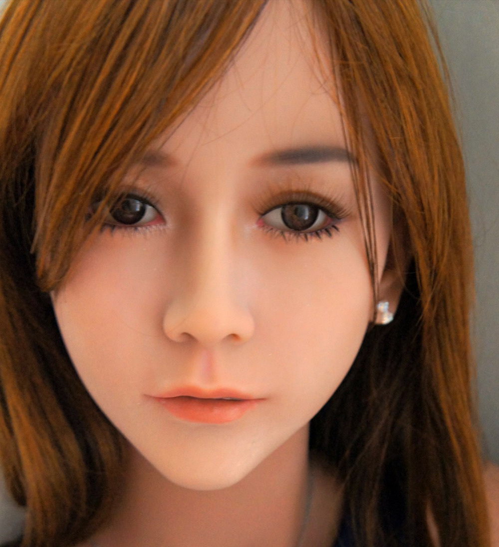 Hanidoll Real Silicone sex dolls Head for sex doll height 140 170cm in Sex Dolls from Beauty Health