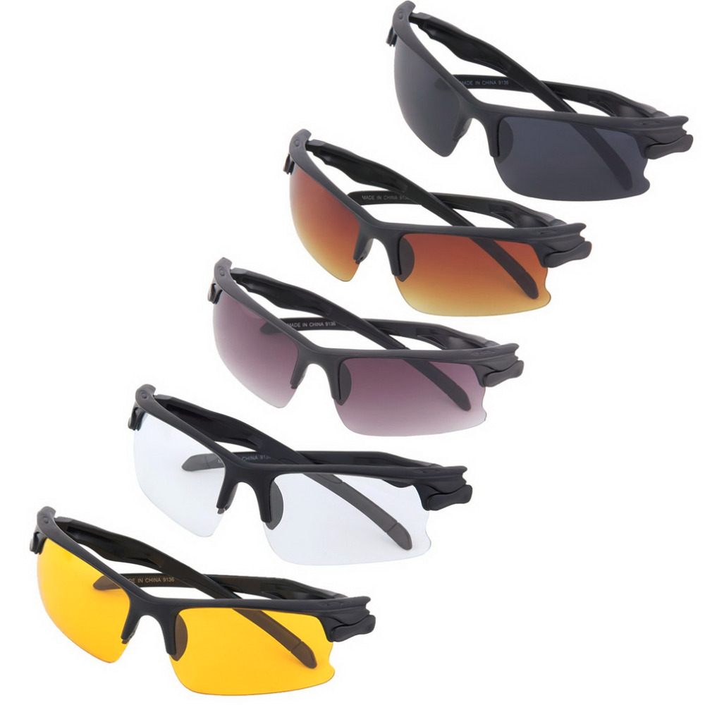 Unsex Explosion-proof Sunglasses Outdoor Sports Driving Fishing Eyewear Newest new