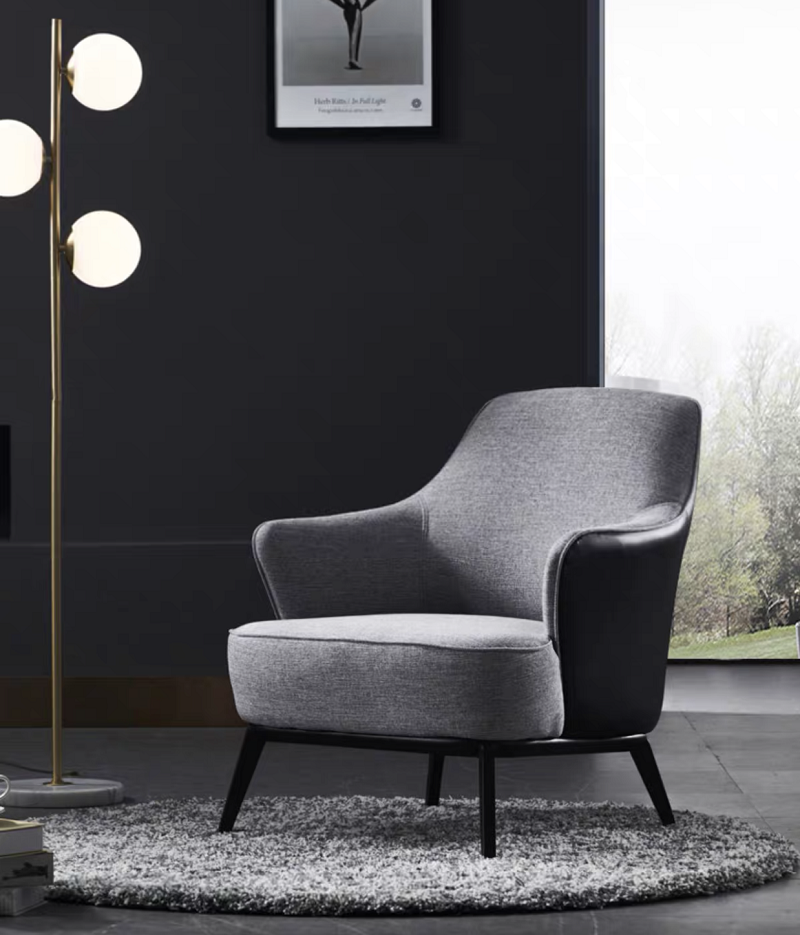 U Best Hotel Lobby Furniture Upholstered Sofa Chair Chaise Lounge Accent Chair Hotel Furniture Living Room Chairs Aliexpress