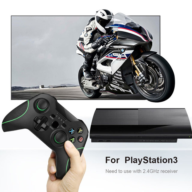 Wireless Gamepad For PS3/IOS/Android Phone/PC/TV Box Joystick 2.4G Joypad Game Controller For Xiaomi Smart Phone  Accessories 6