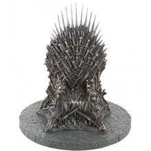 цена на 2020 Fashion 17cm Iron Throne Game Of Thrones A Song Of Ice And Fire Action & Toy Figures One Piece Action Figure Good Quality