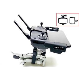 Image 2 - Draagbare Handheld Gimbal Stabilizer Drone Statief Houder Beugel voor DJI Mavic Mini 3D Gedrukt Camera Onderdelen