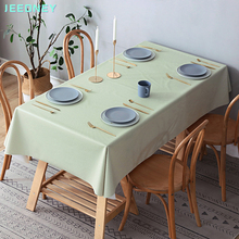 Waterproof Tablecloth Tapete Plastica Decoracion Home PVC Aesthetic Tovaglia
