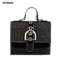 Sequins Shoulder Bag Womans Handbag Luxury Handbags Women Bags Designer Waterproof PU Leather Hasp Messenger