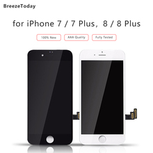 ЖК экран для iPhone 7 Дисплей для iPhone 8 7 Plus 8 Plus ЖК экран для iPhone 8 дисплей для iPhone 7 сменный экран