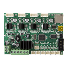 Creality3D ENDER-3 V1.1.4 Mainboard Motherboard For 3D Printer Ender 3/Ender 3 Pro/Ender-3X /Ender-3S/ENDER-5 Accessories Part card o ender s game