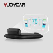 Car Head up Display Dual System OBD2+GPS 2 in 1 Speed Projector HD On-Board Computer HUD Mirror Diagnostic Tool Water Temp Fuel classic 7 in 1 motorcycle repair diagnostic tool rmt 7 in 1 support electronic fuel injection motorcycles