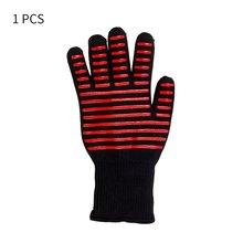 1 шт. перчатки для микроволновой печи термостойкие Нескользящие Прихватки для духовки теплоизоляционные кухонные перчатки для приготовления пищи