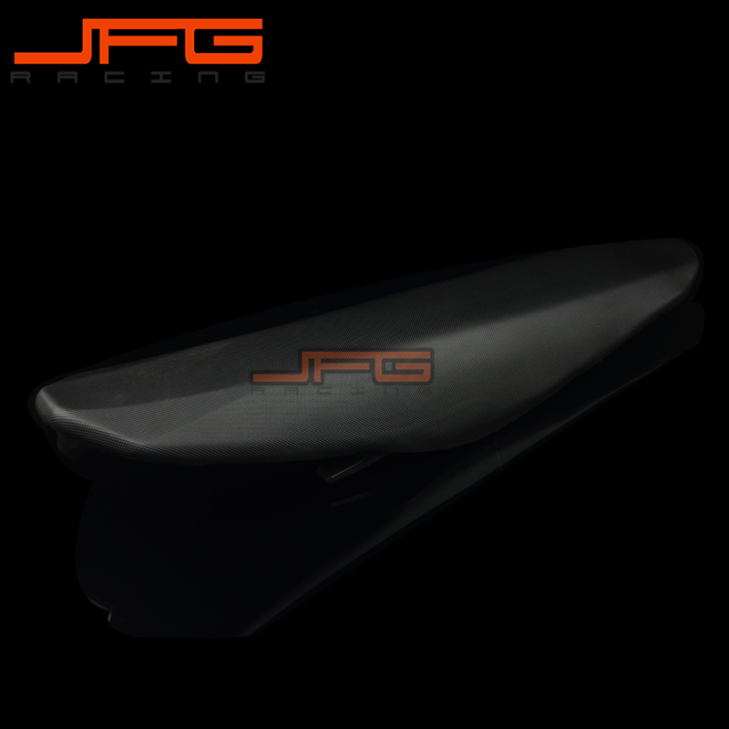 Black Motorcycle Seat For KTM SX SX-F XC XC-F 125 250 350 <font><b>450</b></font> 125-<font><b>450</b></font> 2013-2014 Dirt Bike Motorcycle Off Road image