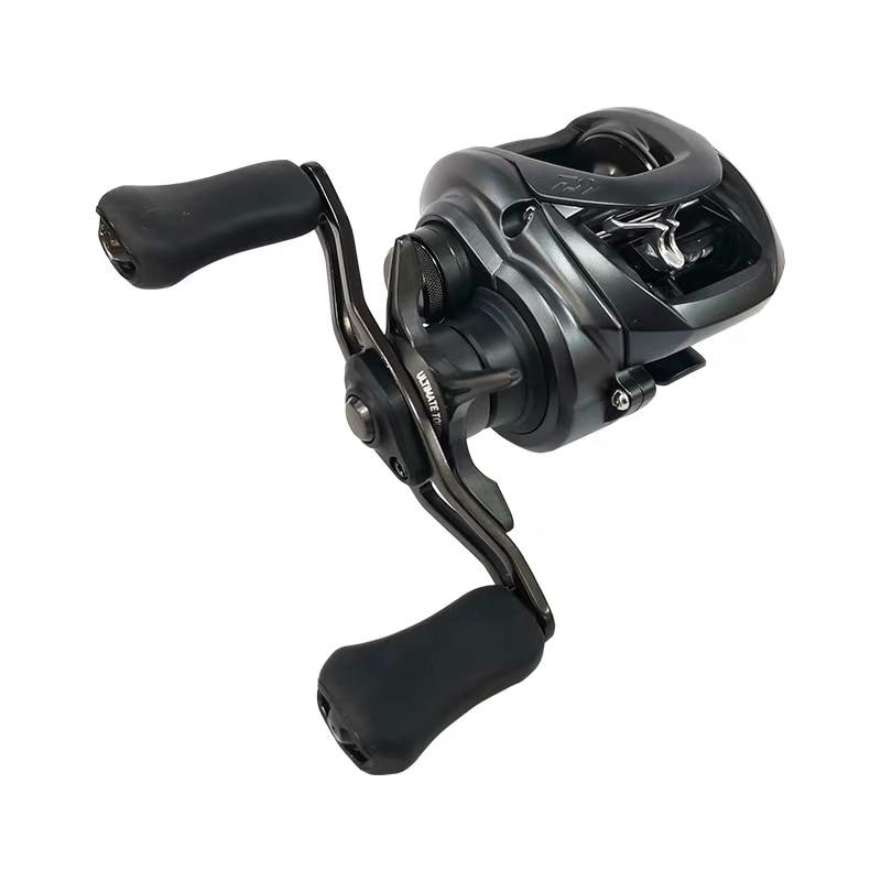 NEW Daiwa TATULA 200HL 6.3:1 Left Handed Baitcast Fishing Reel TAT200HL