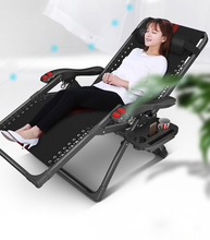Folding recliner beach chair lightweight portable outdoor camping chair home office lunch break chair lounge chairs