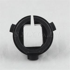 Image 2 - FSYLX 2pc H7 ukrył ksenonowe reflektor uchwyt adaptera dla KIA K5 reflektor samochodowy ksenonowe gniazdo żarówki dla Hyundai/Genesis/Coupe/Velosters