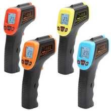 GM320S-pistola de medición de temperatura infrarrojo IR Industrial sin contacto, termómetro de mano con pantalla Digital LCD, medidor de temperatura