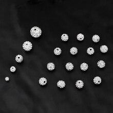 10 шт DIY блестящие бусины подвески аксессуары для браслет серьги ювелирные изделия делая выводы подвески ожерелье ручной работы