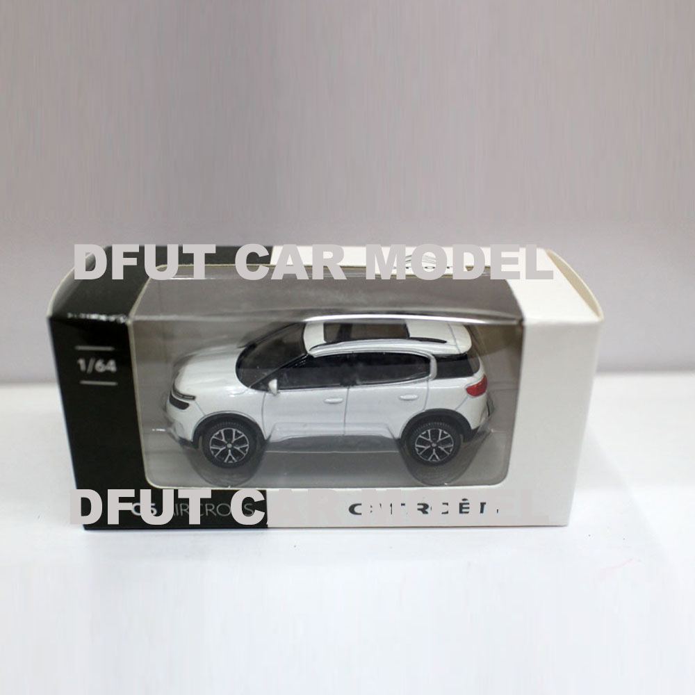 Diecast 1:64 Alloy Pull Back Toy C5 AIRCROSS Car Model Of Children's Toy Cars Original Package For Kids Toys For Collection