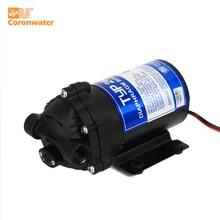 Coronwater 100gpd фильтр для воды RO бустер насос для увеличения системы обратного осмоса давление