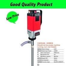 D99 10000CPS Big Viscosity 220V Electric Oil Pump Vertical Barrel Pump 220v 50hz 26l min 316 stainless steel high viscosity vertical epoxy resins glycerin honey screw pump