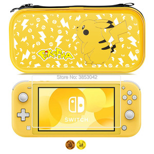 Image 2 - Di Động Bền Cứng Dành Cho Nintend Công Tắc Lite Tay Cầm Pikachus Du Lịch Túi Đựng Dành Cho Nintendoswitch Phụ Kiện