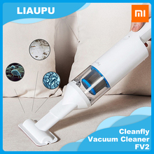 XIAOMI MIJIA Coclean Cleanfly Car Vacuum Cleaner FV2 120W 16800Pa Handheld Cordless Super Strong Suction Vacuum For Home&Car