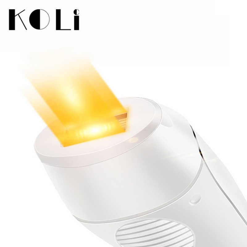 Máquina de depilación láser KOLI IPL, depiladora láser, depiladora permanente para Bikini, cortadora eléctrica a láser