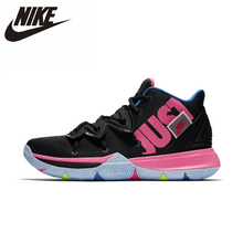 NIKE KYRIE 5 EP Original New Arrival Men Basketball Shoes Breathable Lightweight  Sneakers #AO2919 цены