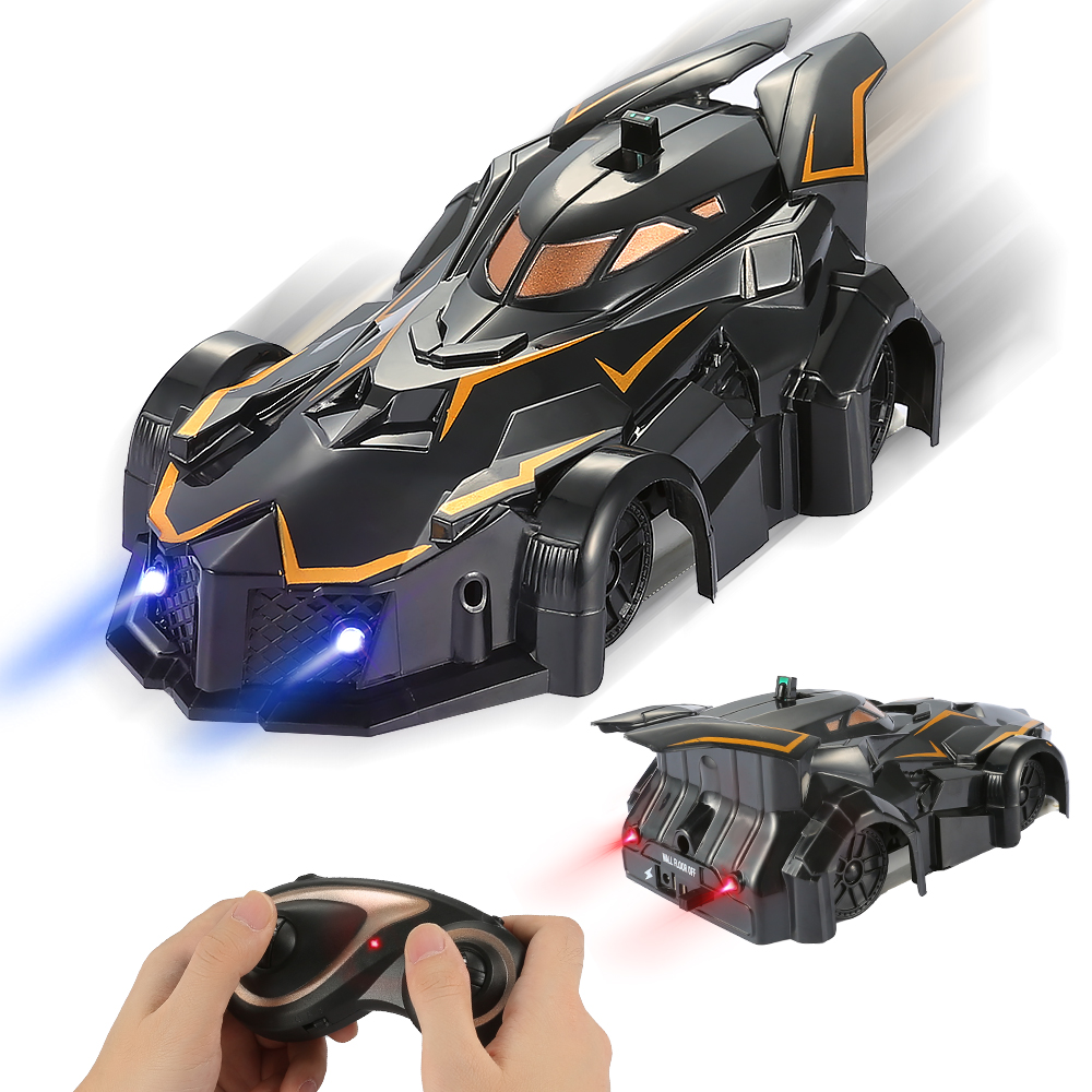 1PCS RC Stunt Car Remote Control  Car With LED Lights 360 Degree Stunt Electric Toys Dropshipping Vehicle   Birthday Gift