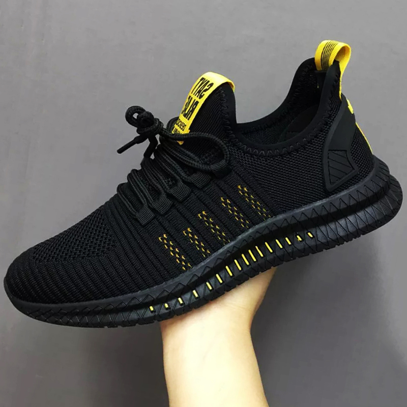 New men's casual shoes sneaker fashion sports white outdoor light large size black breathable summer comfortable trend cheap