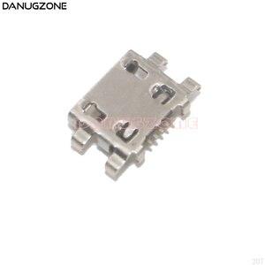 Image 2 - 50 PCS/Lot Pour Motorola MOTO G6 Jouer/E5 Port USB Prise de Charge Prise De Charge Connecteur Dock