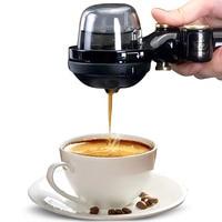 Mini Coffee Machine Hand Press Portable Italian    Powder  Home Capsule