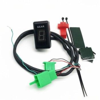 Motosiklet Dişli Göstergesi Dişli Konum Sensörü Kablo Tel Nötr Emniyet Anahtarı Benelli TNT125 TNT135