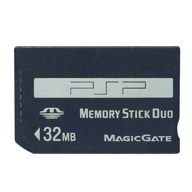 Promotion! 32MB 64MB 128MB 256MB 512MB 1GB Memory Stick Pro Duo Memory Card For PSP/Camera MS Card Memory Stick Pro Duo Adapter