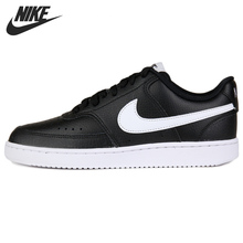 Original New Arrival  NIKE WMNS NIKE COURT VISION LOW  Women's  Skateboarding Shoes Sneakers
