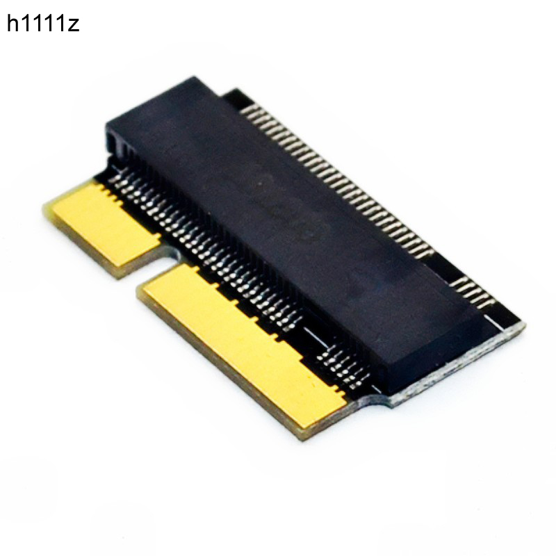 M2 SSD Adapter M.2 NGFF B+M Key SATA SSD M2 Adapter for MacBook Pro Retina 2012 A1398 A1425 Converter Card for Apple SSD Adapter