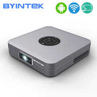 BYINTEK U20 Pro Android Mini LED DLP Projector, Smart Andiron Portable,HD supprot ,smart phone 300inch Home Theater