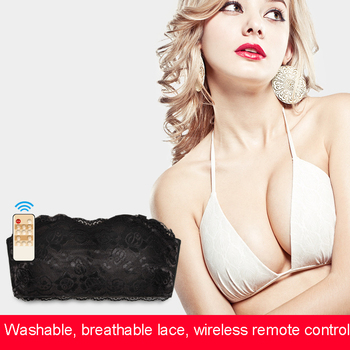 Electric Breast Enhancement Instrument Intelligent Enlarge Breast Chest Massager Comfortable Underwear Treatment Of Breast Drop