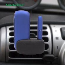 Thinkman самый зажим держатель iqo 3,0 duo автомобильное зарядное устройство адаптер с usb-кабелем автомобильное зарядное устройство для iqos 3,0 duo и для iqos box
