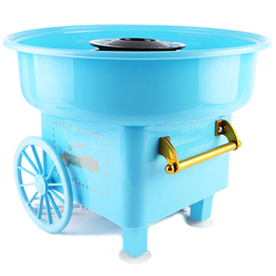EU Plug Sweet Electric Cotton Candy Machine Mini Portable DIY Sweet Marshmallow Childrens Gifts