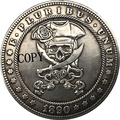 Хобо никель 1890-CC сша Морган доллар Монета КОПИЯ Тип 163