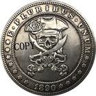 Hobo Nickel 1890-CC ...