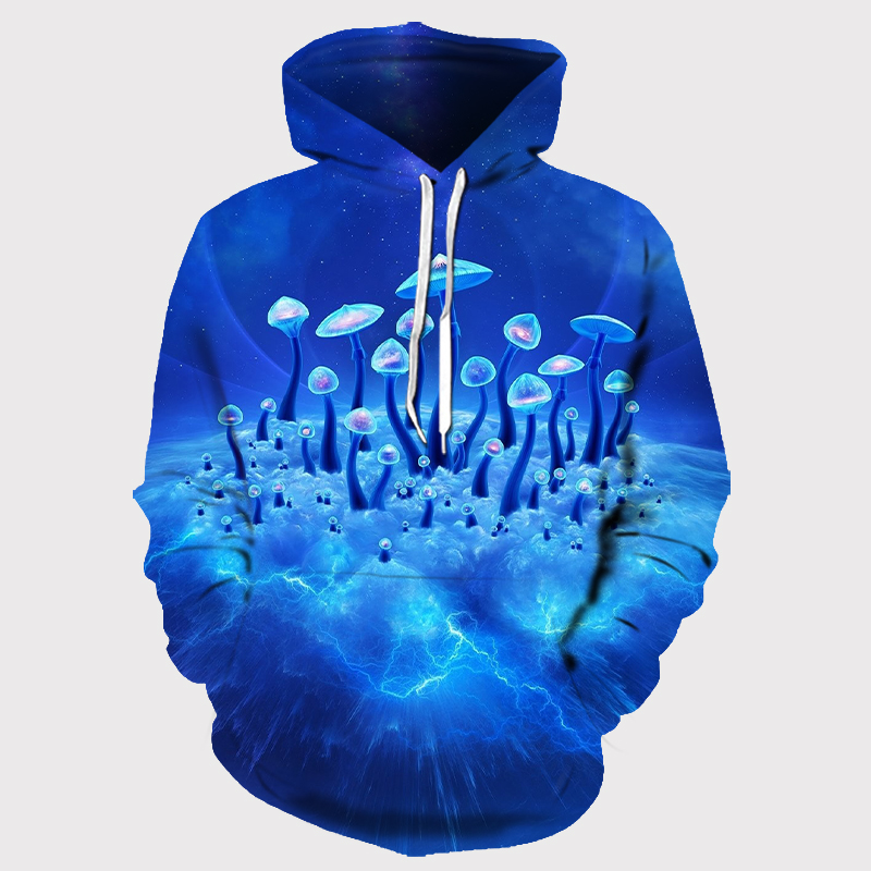 3D Printed Abstract Hoodies Men&Women 41