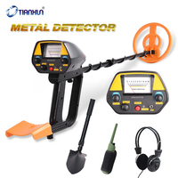Accessories+4080 Underground Metal Detector High Sensitivity PIN pointer underwater search gold Digger Searching Treasure Hunter